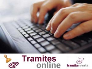 Ayuntamiento de Ruente, Trámites online